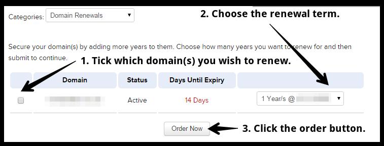Renew Domains 2