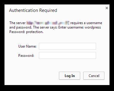 Wordpress Protection